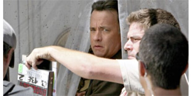 Tom Hanks bei Dreharbeiten in Rom verletzt
