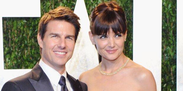Tom Cruise will Katie Holmes zurück