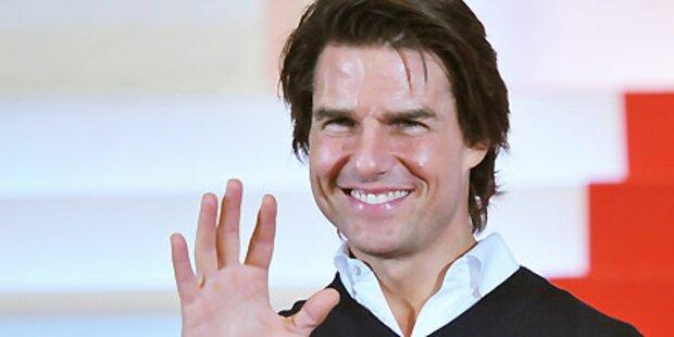 Tom Cruise: Action-Dreh in Dubai