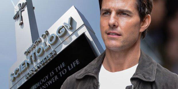 Scientologen glauben, Cruise hat Superkräfte