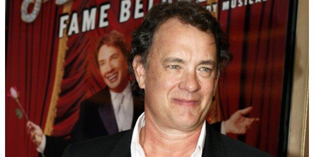 Tom Hanks fühlt sich zu alt für Sex-Szenen