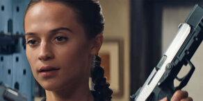 Tomb Raider: Deshalb lacht jeder über Filmplakat