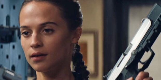 Tomb Raider: Der erste Trailer ist da