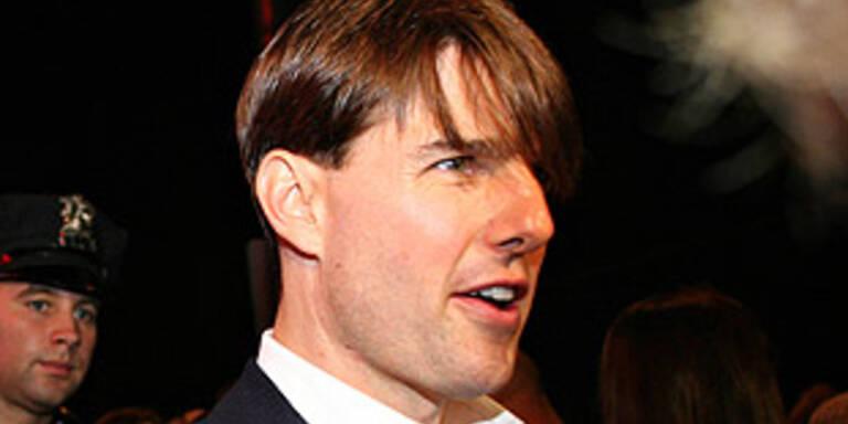 Tom Cruise hat Frisur wie Hitler.