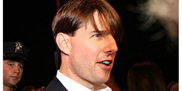 Tom Cruise trägt Haarschnitt wie damals