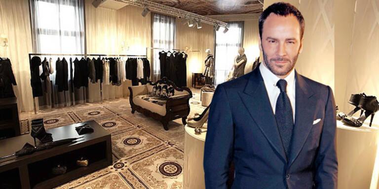 Tom Ford Mode bald in Wien