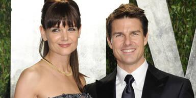 Tom & Cruise & Katie Holmes