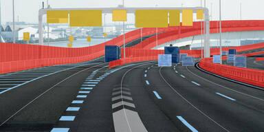 """Heimische Autobahnen """"sprechen"""" bald mit Autos"""