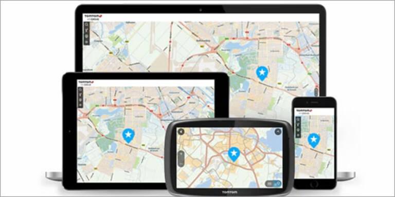 TomToms neue MyDrive App ist da