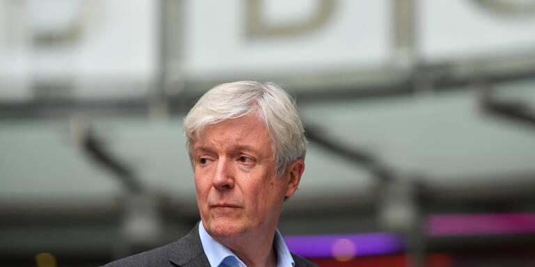 BBC-Generaldirektor Hall tritt zurück