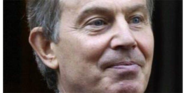 Blairs Reise in den Gaza-Streifen abgesagt