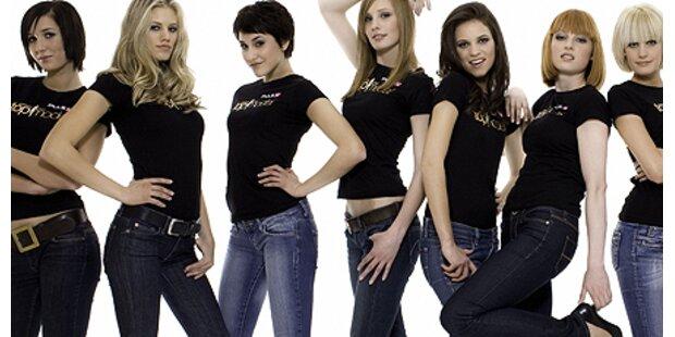 """Austria's Topmodels ziehen in """"Model WG"""