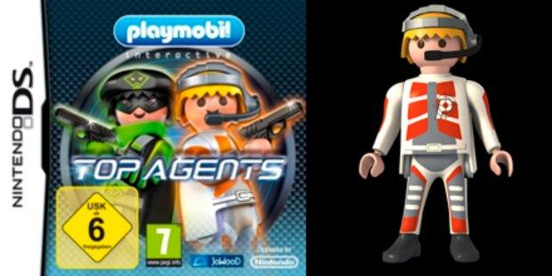 Playmobil Top Agents für Nintendo DS
