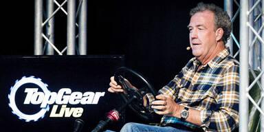 """UPDATE: """"Top Gear""""-Star suspendiert"""