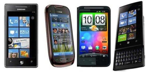 iPhone überholt erstmals Blackberry