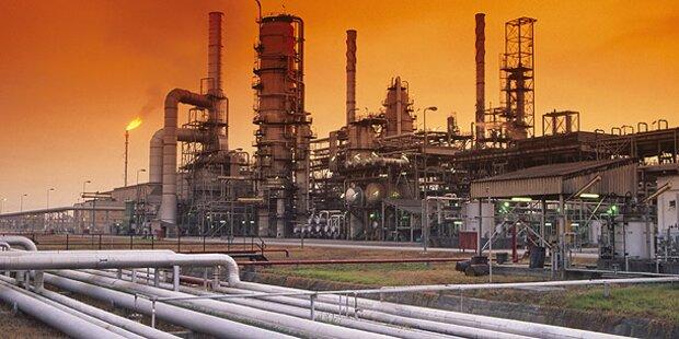 Gerüchte treiben Öl-Preis nach oben