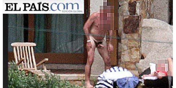 Silvio berlusconi nude photos