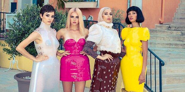 Austria's Next Topmodel wird zu Total-Flop
