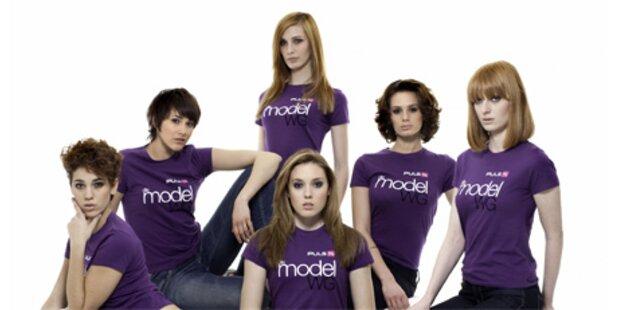Kim schafft Einzug in Model-WG