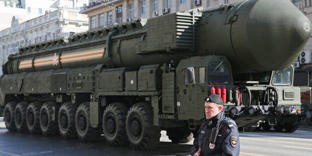 Russland droht Dänemark mit Atomschlag