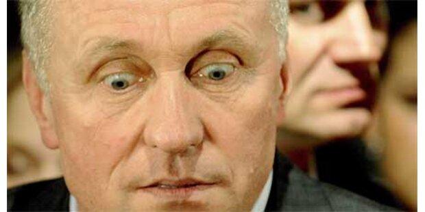 Tschechische Regierung gestürzt