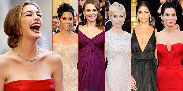 Tops und Flops der Hollywood-Outfits