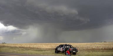 """Tornado Multi-Day"" erwartet"
