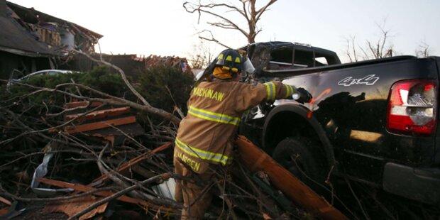 Tornados fegen über USA: Mehrere Tote