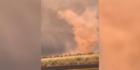 Wettrennen gegen diesen Tornado