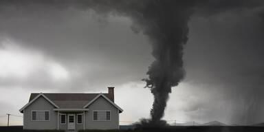 Zittern vor neuen Tornados