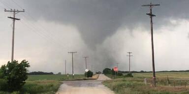 Tornado in Texas: 26 Verletzte