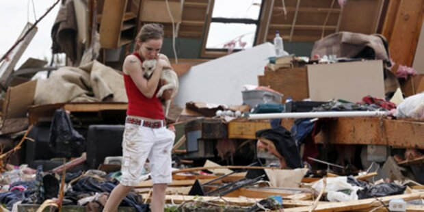 Unwetter in USA fordern Todesopfer