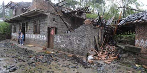 Dutzende Tote durch Tornado in Südchina