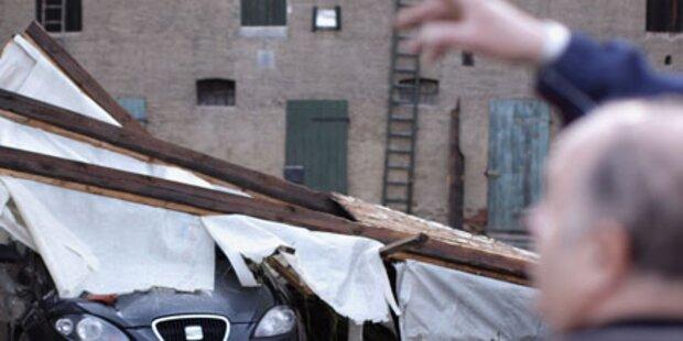 Tornados verwüsten Deutschland