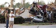 USA: 110 Tornados in zwei Tagen