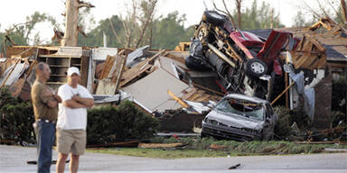 USA: 150 Tornados in zwei Tagen