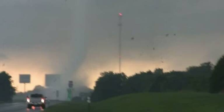 Neue Tornados in den USA: 11 Tote