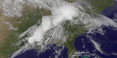 Extreme Wetterereignisse häufen sich