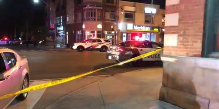 Toronto-Todes-Schütze heißt Faisal Hussain
