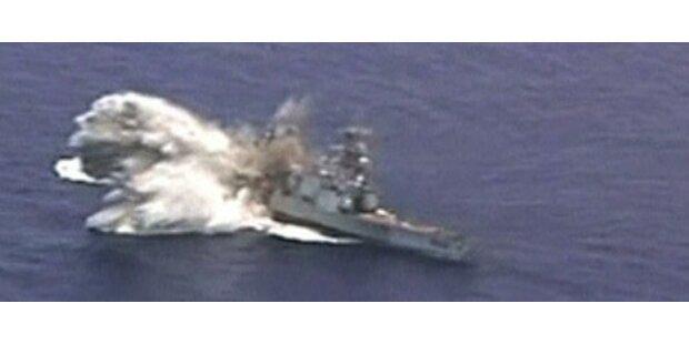Spektakulärer Torpedo-Test vor Hawaii