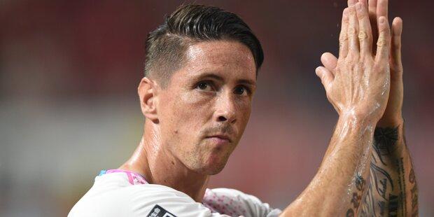 Spanien-Legende Torres beendet Karriere
