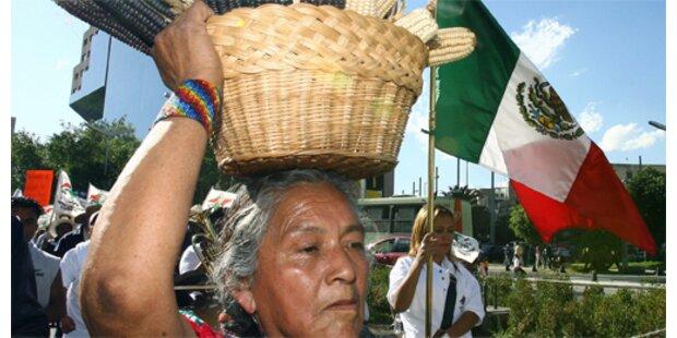 Tortilla-Preise in Mexiko auf Rekord-Hoch