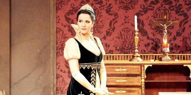 'Brava'-Geschrei für die Tosca