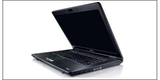 Neue Toshiba Notebooks mit Core-iX-Chips