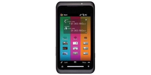 iPhone aufgepasst: Die neuen Touchscreen-Handys