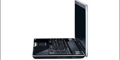 High-End Notebook mit Blu-ray-Laufwerk