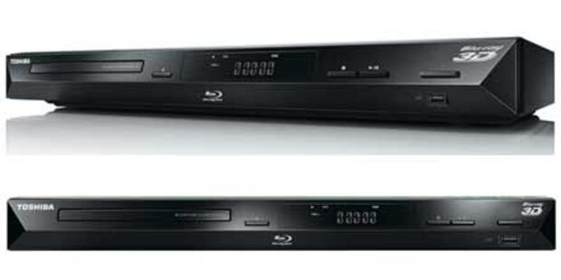 Neuer 3D-Blu-ray-Player zum Top-Preis
