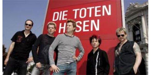 Tote Hosen erhalten Radiopreis für ihr Lebenswerk