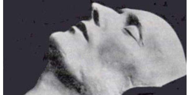 Totenmaske zeigt gar nicht Napoleon