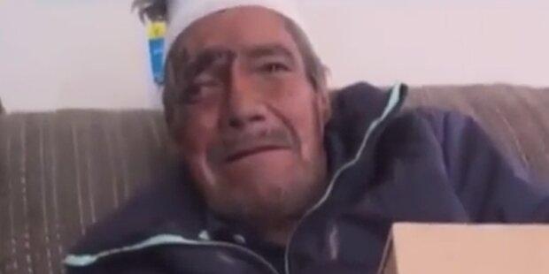 Nach Beerdigung: Toter Opa kehrt zurück